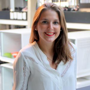 Isaure, co-fondatrice de Save Eat