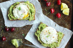 avocado toasts save eat