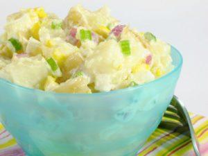 recette printemps salade de pomme de terre save eat