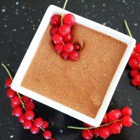 mousse au chocolat anti-gaspi Save Eat